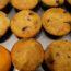 Appelsin muffins med ægte chokolade