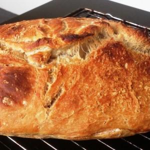 Langtidshævet Brød i römertopf